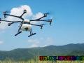 瞄准农业领域,大疆发布首款农业植保无人机