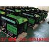 10KW双缸汽油发电机组风冷式