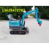 果园用微型挖掘机设备 履带式全液压小型挖掘机多少钱一台