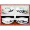 欧式个性复古小号烟灰缸 冰裂开片烟灰缸 周年庆典馈赠礼品