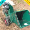 果园林柴油/电动小型枝条碎枝机 柴油碎木机