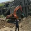 建筑垃圾筛分斗 煤炭筛分破碎斗 挖掘机附属工具厂家直销