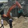 石灰岩筛分破碎斗 SP-15挖掘机破碎斗价格优惠质保一年