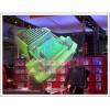 全息行业最新产品智能调光膜 投影玻璃膜  透明液晶显示屏