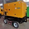 饶阳静音汽油发电电焊机价格500A移动式电焊两用机