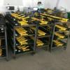 6台电力四级升级产品240KN手动液压机出力240KN