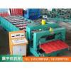 广东双层压瓦机制造 震宇压瓦机 按需加工1000型琉璃瓦机