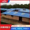 山东菏泽防腐梯形瓦 电子厂耐腐瓦 屋顶树脂瓦阻燃性能好