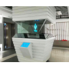 全息展示柜 360度悬浮全息空气成像展示柜