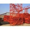 河北衡水厂房安全爬梯「中天众联」厂房安全梯笼*优良设计